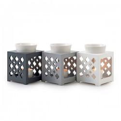 Duftlampe *Marroc* weiß