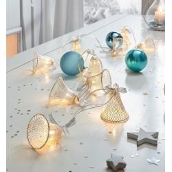 LED-Lichterkette Glöckchen