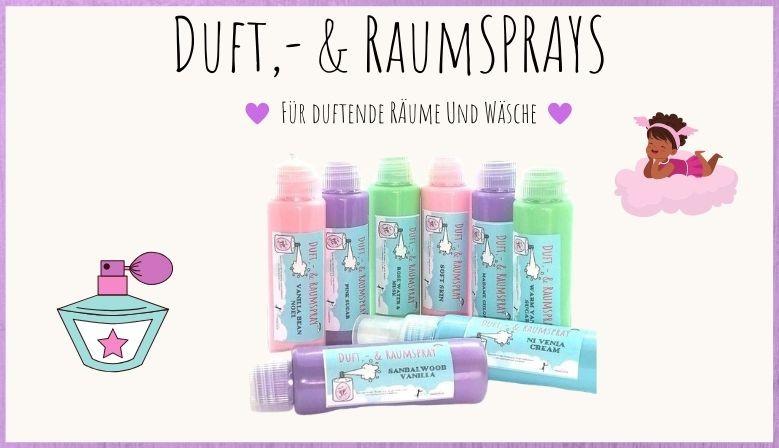 Duft,- & Raumspray